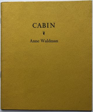 Cabin - inscribed to Allen Ginsberg