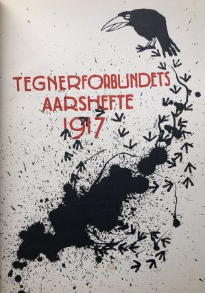 Tegnerforbundets Aarshefte [The Drawing Association's Annual] 1917-1919
