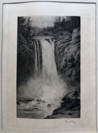 Vol. FIVE of Picturesque California, the Rocky Mountains and the Pacific slope; California, Oregon, Nevada, Washington, Alaska, Montana, Idaho, Arizona, Colorado, Utah, Wyoming, etc. -- Imperial Japan edition, limited to 100 copies, some plates SIGNED by artists