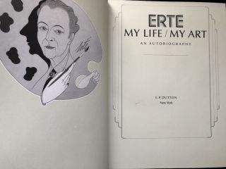 My Life / My Art, An Autobiography - signed limited edition