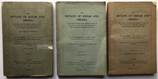 The Botany of Bihar and Orissa, Parts I (Introduction, Conspectus, Classification System, Map),...