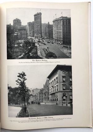 Book of New York, American Bankers Association Convention, New York City October 2-6 1922