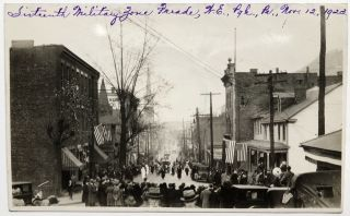 16 postcards mainly 1910s of West End and Sheridan, Pittsburgh