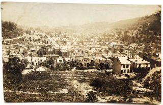 3 early postcards of Millvale, PA