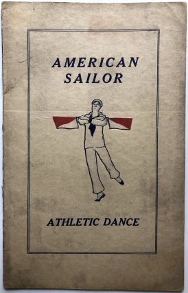 American Sailor, Athletic Dance for Men or Boys. George Martin Caskey