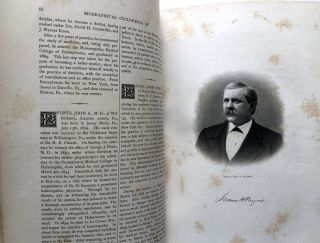 Cleave's Biographical Cyclopaedia of Homoeopathic Physicians and Surgeons