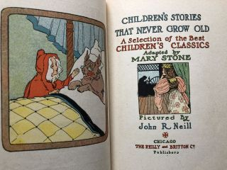 Children's Stories That Never Grow Old