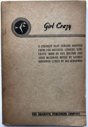 Girl Crazy - Adapted from the musical by Bolton and McGowan. Newt Mitzman Anne Coulter Martens,...
