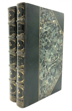 The Daltons, or Three Roads in Life, 2 volumes. Charles Lever