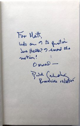 What Makes Sammy Run? - Inscribed to Matt Bruccoli with letters