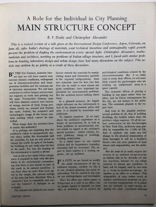 Landscape, Magazine of Human Geography, 11 issues 1959-1963