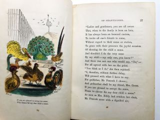 The Life and Adventures of Chanticleer, the Intelligent Rooster - color plates