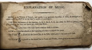 The Cumberland Melodist, or a Choice Selection of Plain Tunes (1804)