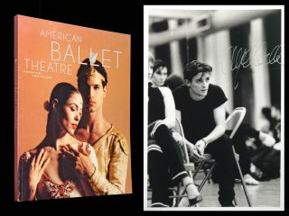 American Ballet Theatre [Theater]: Portraits by Nancy Ellison (With Laid-In...