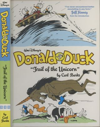 "Walt Disney's Donald Duck: ""Trail Of The Unicorn"" (The Carl Barks Library Vol. 6). Carl Barks,..."
