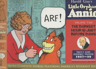 Complete Little Orphan Annie Volume 2: The Darkest Hour is Just Before Dawn (Daily and Sunday...