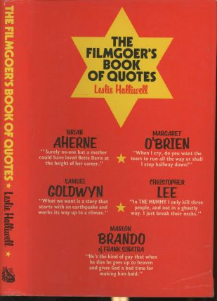 The Filmgoer's Book of Quotes. Leslie Halliwell