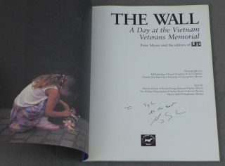 The Wall: A Day at the Vietnam Veterans Memorial