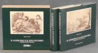 Il Guercino E Il Suo Falsario, Complete Set in Two...