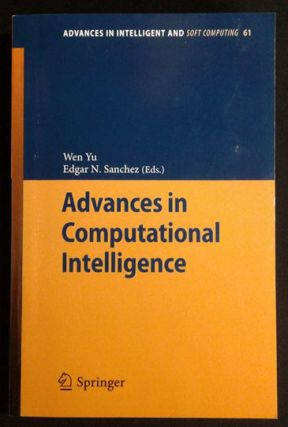 Advances in Computational Intelligence (Advances in Intelligent and Soft Computing...