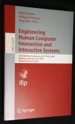 Engineering Human Computer Interaction and Interactive Systems: Joint Working Conferences...