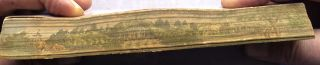 """Extracts from the Religious Works of La Mothe Fenelon - with Fore-Edge painting: """"Virginia Water"""""""