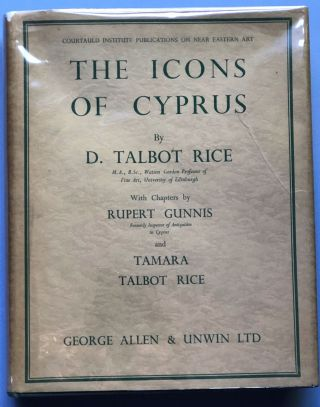 The Icons of Cyprus