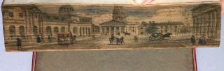 The Lay of the Last Minstrel (1809) with DOUBLE fore-edge painting