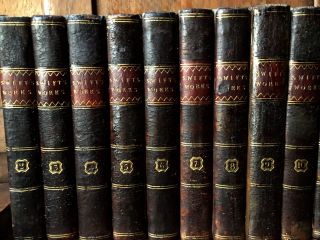 The Works of Rev. Jonathan Swift, D. D. Arranged By Thomas Sheridan with Notes Critical and Historical, A New Edition In 24 Volumes, Corrected and Revised By John Nichols