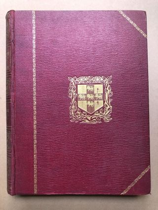Picturesque History of Yorkshire; being an Account of the History, Topography, and Antiquities of the Cities, Towns ans Villages of the County of York etc., 6 volumes