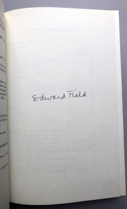 Head of a Sad Angel, Stories 1953-1966, one of 26 lettered copies signed by Field