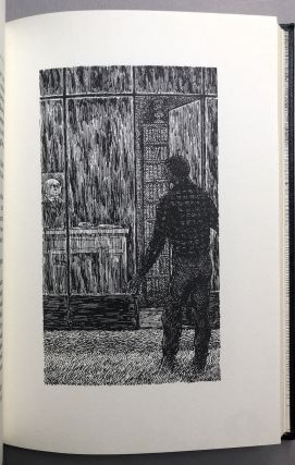 The 39 Steps, with the illustrations of Edward Gorey - full leather edition