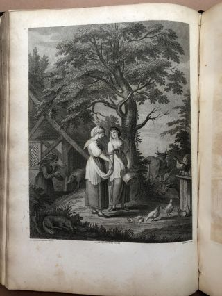 The Fables of John Dryden, illustrated by Lady Diana Beauclerc (1797)