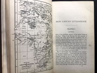How I Found Livingstone: Travels, Adventures and Discoveries in Central Africa
