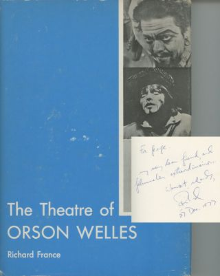 The Theatre of Orson Welles