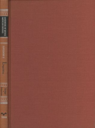 Supplement to the Handbook of Middle American Indians, Volume Two: Linguistics; Vol. 2. Victoria...