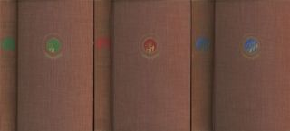 Anthony Adverse, 3 Volumes