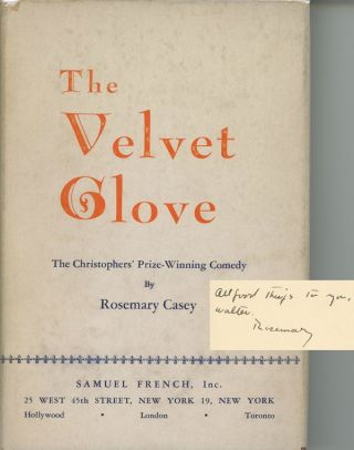 The Velvet Glove, A Comedy in Three Acts
