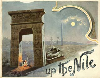 Up the Nile. G. G. Zacharia, Co