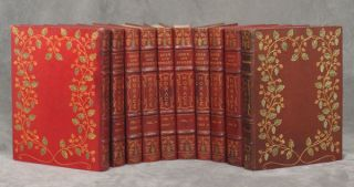 The Odes and Epodes of Horace, 10 vols.--Vol. I, Vol. II Part I, Vol. II Part II, Vol. III, Vol....