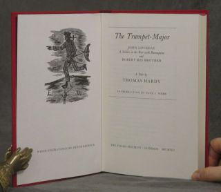 The Novels and Stories of Thomas Hardy, Folio Society, 8 vols.--Under the Greenwood Tree, Far from the Madding Crowd, The Return of the Native, The Mayor of Casterbridge, Tess of the d'Urbervilles, Jude the Obscure, The Trumpet-Major, & Wessex Tales: Strange, Lively, and Commonplace