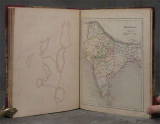Chambers's Atlas for the People, Accompanied by a Descriptive Introduction