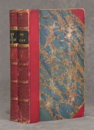 "Tom Burke of ""Ours"", 2 vols. Charles Lever, Harry Lorrequer, ill H. K. Browne"