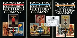 Postcards of Hitler's Germany: Postal Stationary / Printed to Private...