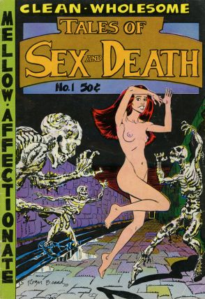Tales of Sex and Death, No. 1; April 1971