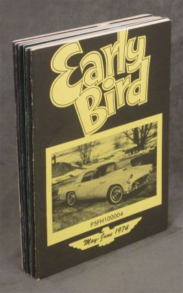 8 issues of The Early Bird from the mid-70s +...