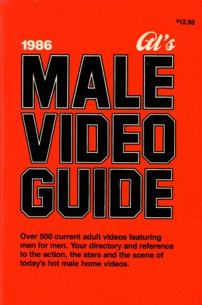 Al's Male Video Guide, 1986. Al, Midway Publications