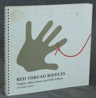 Red Thread Riddles. Virginia Allen Jensen, Polly Edman