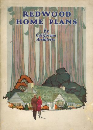 Redwood Home Plans by California Architects, Second Edition, with Ten...