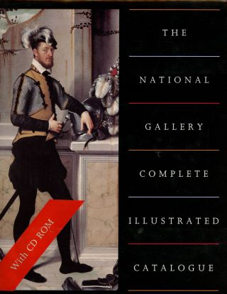 The National Gallery: Complete Illustrated Catalogue